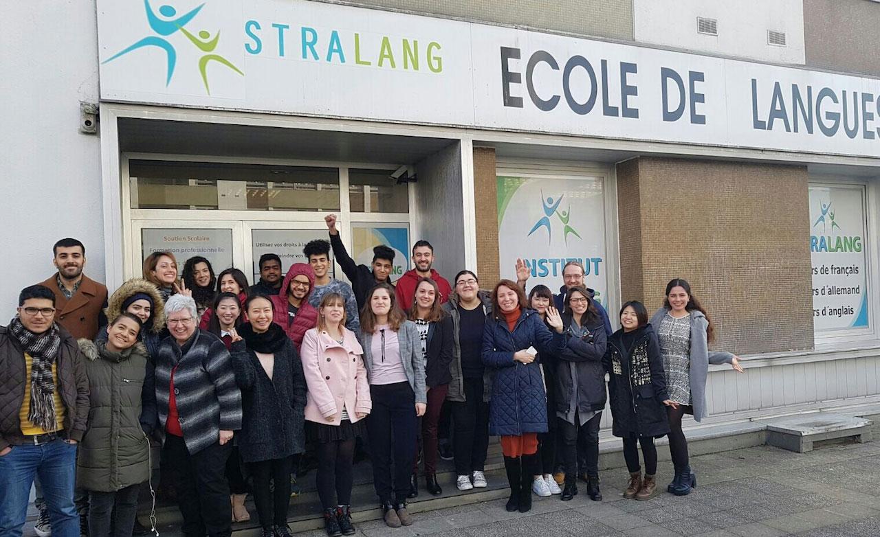 Stralang Strasbourg
