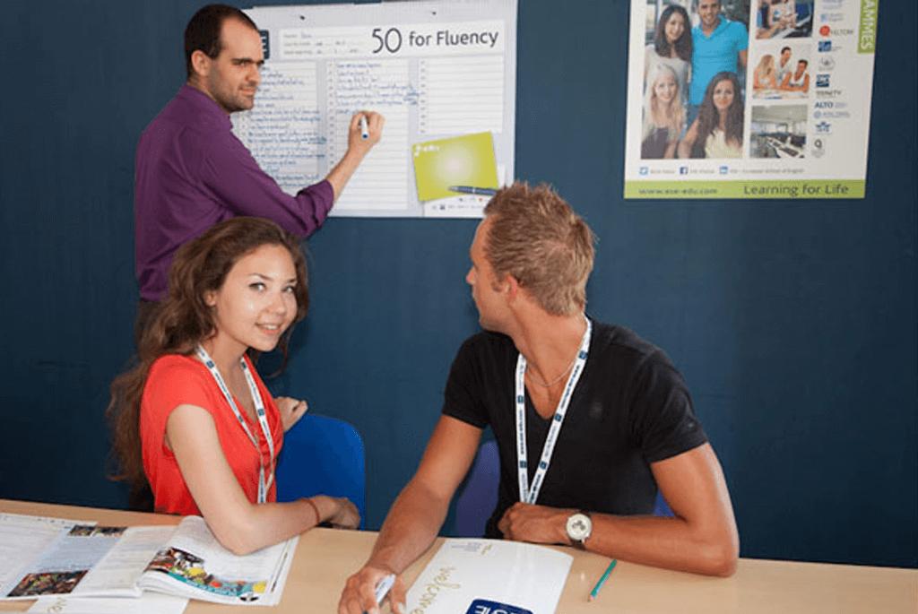 ESE (European School of English)